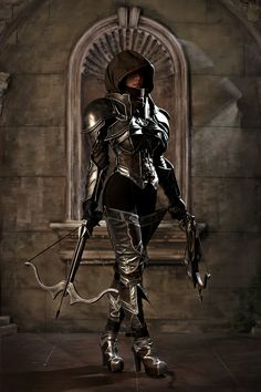 Best Cosplay Ever (This Week) - Demon Hunter