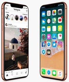 iPhone 10 : Nouvel écran encore plus grand ! Superbe design Apple : réalité augmentée iPhone 10 ! iPhone X Apple