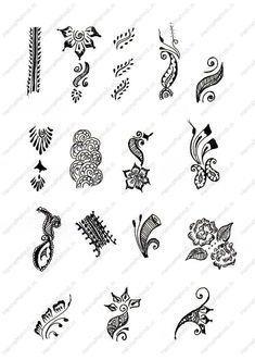 Mehndi-Patterns3.jpg (728×1024)