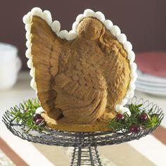 Thanksgiving Pumpkin Pecan Pie Cake |Nordic Ware