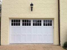 Paint Grade Carriage House Garage Door By Crisway Doors In Alexandria, VA. Garage  Door