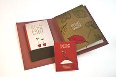 Pocket Planting Guide by Sabrina Pfautz, via Behance