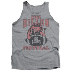 "Checkout our #LicensedGear products FREE SHIPPING + 10% OFF Coupon Code ""Official"" Friday Night Lights / Go Lions - Adult Tank - Heatherheather - Friday Night Lights / Go Lions - Adult Tank - Heatherheather - Price: $29.99. Buy now at https://officiallylicensedgear.com/friday-night-lights-go-lions-adult-tank-heatherheather"
