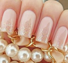 make-up, nail, nail polish, pink, glitter