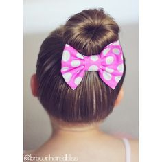 """little girl hairstyles • angie on Instagram: """"Little sis is taking a dance class this summer, which is the cutest thing ever and she loves i..."""