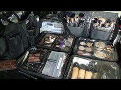 Freelance makeup kit tour!