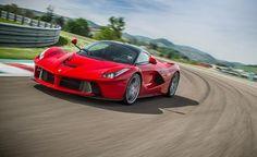 2014 Ferrari LaFerrari - very very fast,,,
