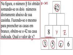 https://youtu.be/v7GtihWHizg Raciocínio Lógico Matemático RLM Quantitativo Numérico Aula para Enem Ve...