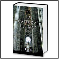 """""""La catedral del mar es una trama en la que se entrecruzan lealtad y venganza, traición y amor, guerra y peste, en un mundo marcado por la intolerancia religiosa, la ambición material y la segregación social. Todo ello convierte a esta obra no solo en una novela absorbente, sino también en la más fascinante y ambiciosa recreación de las luces y sombras de la época feudal."""" Que bonito recorrido por la vida de una persona y por Barcelona."""