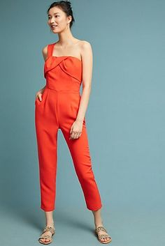 23c4e53943 Mamanuca One-Shoulder Jumpsuit