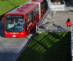 TransMilenio hará cambios en 5 troncales #Bogota Searching, Paths, Colombia, News
