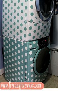Polka dotted appliances!!!!!!!!!