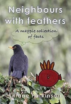 A Magpie Collection: Neighbours with Feathers Bird Book, News Sites, Magpie, Feathers, Books, Collection, Libros, Book, Wings