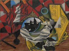 """""""Cubism: The Leonard A. Lauder Collection,"""" on view through February 16, 2015, features 81 paintings, collages, drawings, and sculpture by the four preeminent Cubist artists: Georges Braque, Juan Gris, Fernand Léger, and Pablo Picasso. 