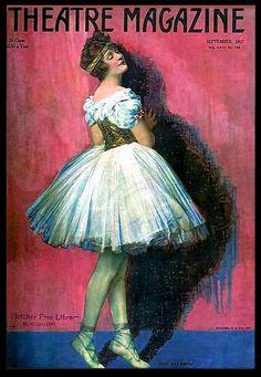 Theatre Mai Marsh Featured September 1917
