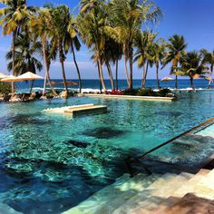 Dorado beach! Positivo pool! Love this hotel. Ritz carlton reserve. Every visit feels better! Puerto Rico.