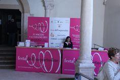 #festainquietudine - Desk Accoglienza