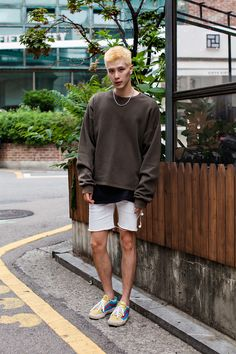 TOP | MARAG SHOES | VANS X GOLFWANG Street Style Credit, Seoul