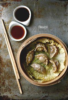 Ravioli Cinesi al vapore #food #raviolicinesi #foodie