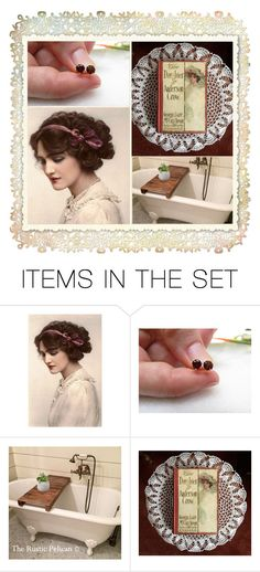 """The Daughter Of Anderson Crow"" by jarmgirl ❤ liked on Polyvore featuring art"