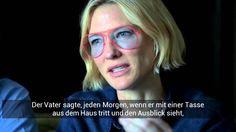UNHCR-Sonderbotschafterin Cate Blanchett besucht Flüchtlinge in Jordanien