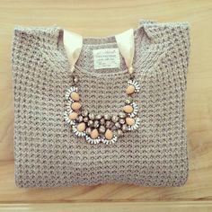 knits + jewels