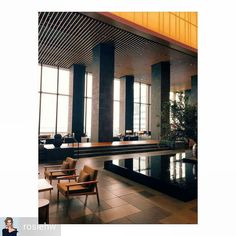 from @rosiehw -  Breathtaking contemporary Japanese minimalism at the Aman Tokyo created by Singapore-based Kerry Hill Architects zen! @aman  #rg by #vtofighi . If you agree with #repost just double click on it.  Hope you like it - #rosiehw