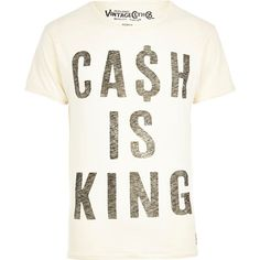 Cash is King Tee