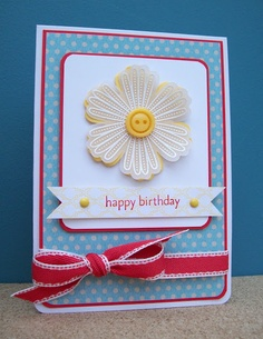 Thursday, 17 May 2012 Mixed Bunch Birthday... White House Stamping: