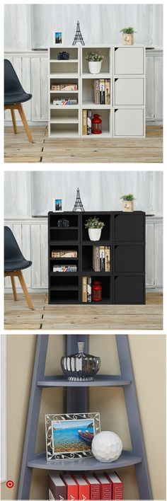 Newest Photos TargetShop Target for modular & shelf & frame you will love at… Concepts The IKEA Kallax line Storage furniture is an important section of any home. They supply order and Ikea Shelves, Ikea Storage, Cube Storage, Storage Hacks, Cube Organizer, Ikea Furniture, Bathroom Furniture, Modular Furniture, Ikea Hacks