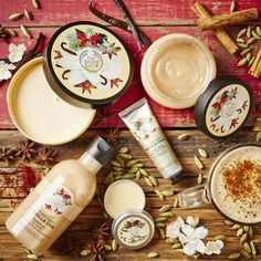 Savour a winter warmer for the whole body. Our new Vanilla Chai range, exclusive for the holiday season, combines hand-harvested vanilla from Madagascar with Cardamom and Star Anise for a delicious scent and creamy texture. Ideal for soothing winter skin. Body Shop At Home, The Body Shop, Combination Skin Care, Body Shower, Vanilla Chai, Lush Cosmetics, Body Butter, Anti Aging Skin Care, Beauty Care