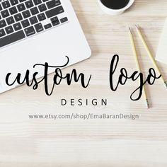 Custom logo designlogo designlogo stamplogo by EmaBaranDesign