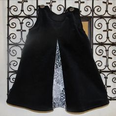 Laisse Luciefer: Tuto : Robe Chasuble ou Trapèze - Ajouter un pli creux