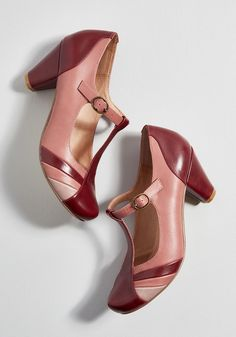 c23c07920383e0 Retro Set-Up T-Strap Heel - If you re looking for the