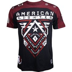 American Fighter by Affliction Crossroads Artisan MMA Men's T-Shirt. Even the price could do some serious damage! http://amzn.to/1MKoAPE