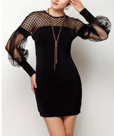 Interesting design..! Cool Designs, Cold Shoulder Dress, Dress Up, Trending Outfits, Mini, Sexy, Party, Vintage, Black