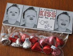 Cute Valentine Idea.