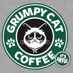 Ermahgerd, Sterberks! Coffee shops brew up special Internet-infused beverages. Grumpy cat coffee, anyone?