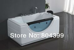 1 person single use bathtub freestanding 1.65m length with TV ...