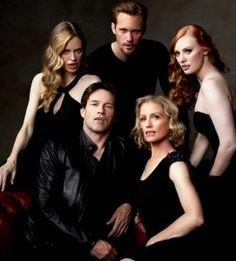 The vampires of True Blood TV series.
