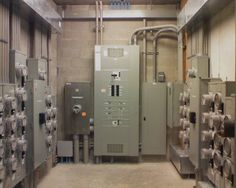 Electrical Rooms Electrical Room Components Electric