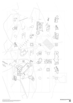 Kieran Thomas Wardle is a former student at Bartlett school of Architecture. The project for the Eastminster Palace, completed during Wardle's studies at the school's Unit 12, is a proposal for a new British parliament to be located in the Essex. Impressive drawings.     All images © Kieran...