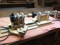 Thread cutting jig - by captbbrooks @ LumberJocks.com ~ woodworking community