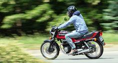 My Honda CB 400N-1984