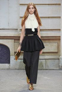 Ready-to-wear - Spring-summer 2015 - CHANEL