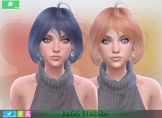 Sims 4, Die Sims, Alpha Female, Sims Community, Made Clothing, Hairstyle, Book, Hair Job, Hair Style