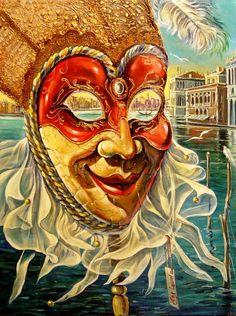 """Music Jester"" by Alex Levin Artwork."