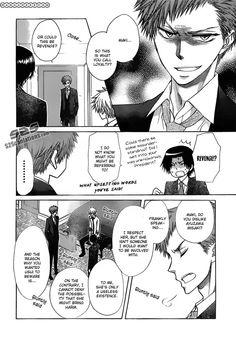 Kaichou Wa Maid-sama! 79 Page 17