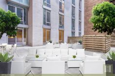 Modern TriBeCa Condominium ... This one of a kind 2 bedroom, 2 full bathrooms residence exudes modern TriBeCa living.  This unit has 993 square feet of interior living and an additional 1,060 square feet of private out door space which makes it like none other on the market. See more eye candy on this home at www.halstead.com/sale/ny/manhattan/tribeca/50-franklin-street/condo/9854844