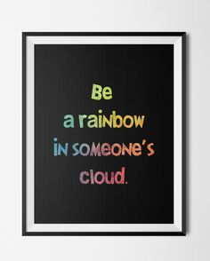 #Rainbow  http://etsy.me/2kLuSEu #Etsy #WallArt #Decor #Rainbow #Printable #PrintableDesign #Quote #Quotes #PrintableQuote #Inspirational #Motivational #Affordable #EtsyFinds #EtsyForAll #Stampe #Prints #Decor #EtsyHunter #etsyfinds #shopsmall #craft #craftsposure #instagood #instagoods #etsyshop #handmade #rainbow #lgbt #EtsyShop #EtsySeller Wonderful Wall Art Designs to Brighten your Life!